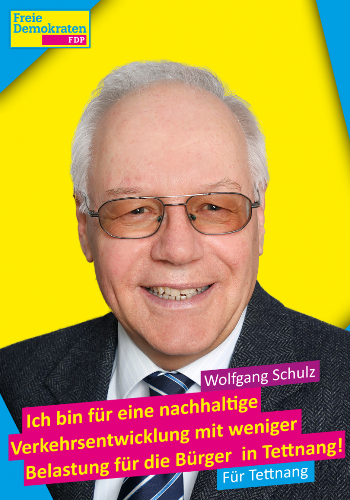 Dr. Wolfgang Schulz